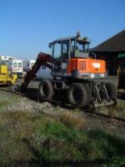TRAIN DE TRAVAUX